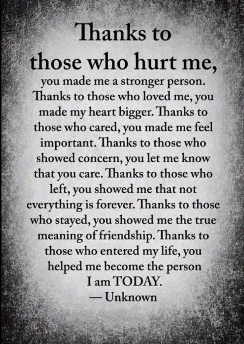 Thank You Inspirational Quotes About Love True Quotes Inspiring Quotes About Life