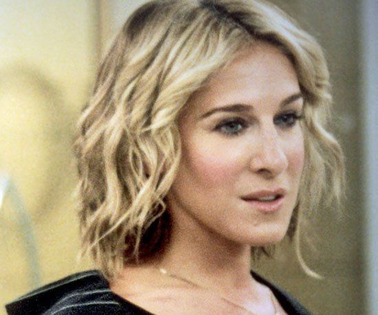 Season Four Carrie Bradshaw Hair Hair Evolution Hair Photo