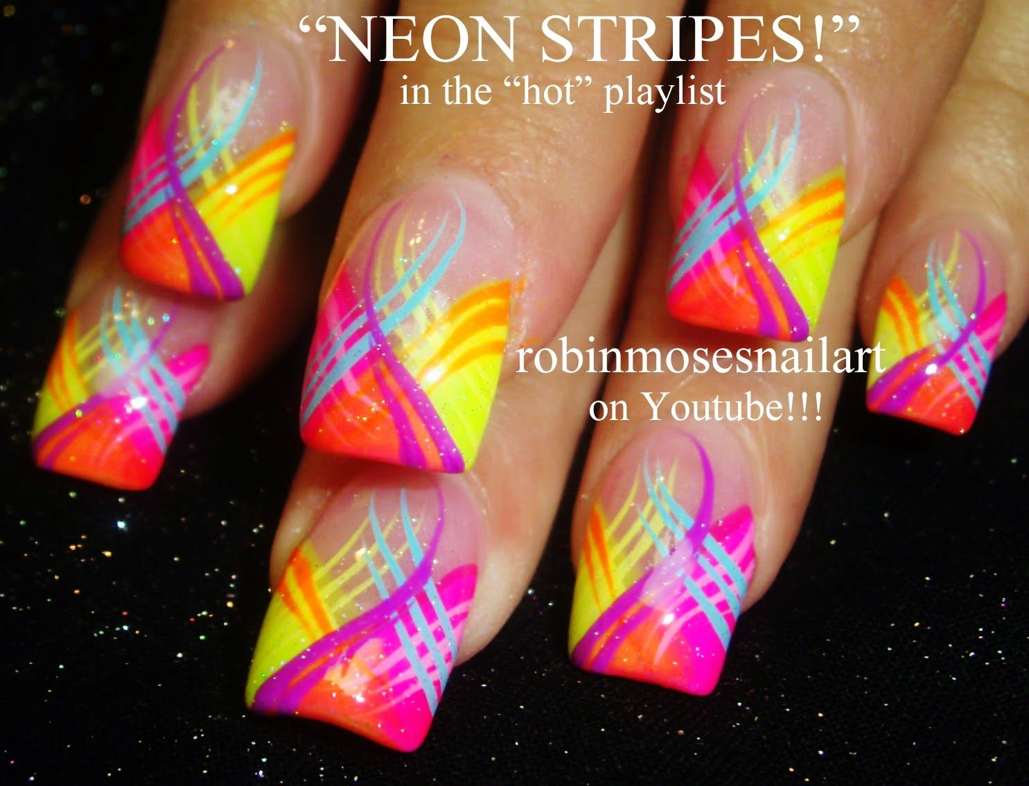 Robin Moses Nail Art: April 2015 | Nail Art | Pinterest | Robin ...