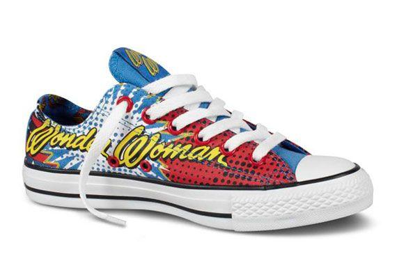 8e5e3b59e449 DC Comics x Converse Chuck Taylor All Star – Killer Croc + Wonder ...