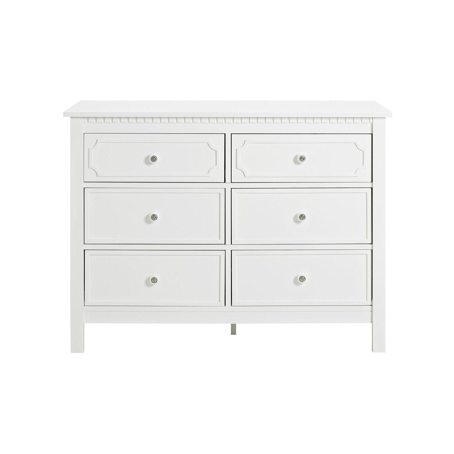 Target 309 33 5 Inches H X 45 Inches W X 19 Inches D Twin Bedroom Decor 6 Drawer Dresser Big Girl Rooms [ 1560 x 1560 Pixel ]