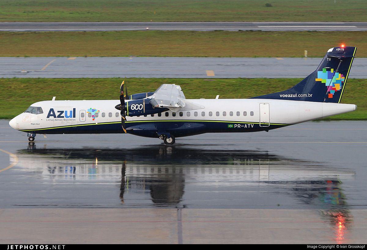PRATV ATR 72212A(600) Aviation, Atr 72, Plane spotter
