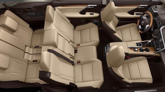 2019 Lexus Rx 350l Interior Lexus Suv Interior Lexus Interior Lexus Rx 350 Interior