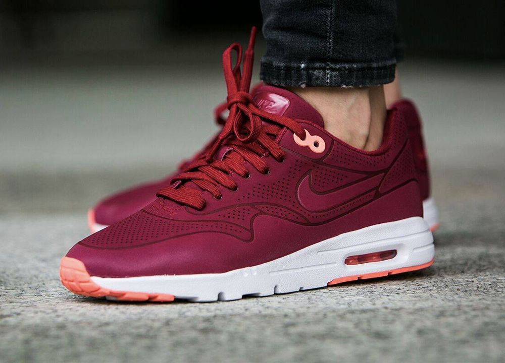 nike air max 1 ultra moire red uknown