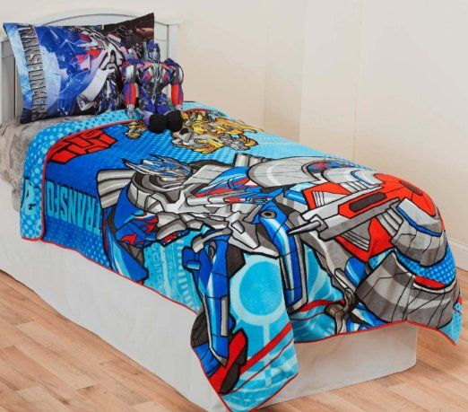 Transformers Bedding Set Bed, Transformers Bedding Full Size