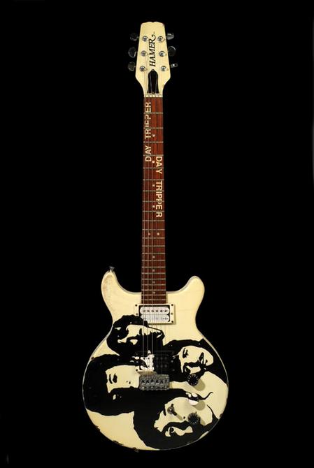 Beatles Guitars: Rick Nielsen From Cheap Trick