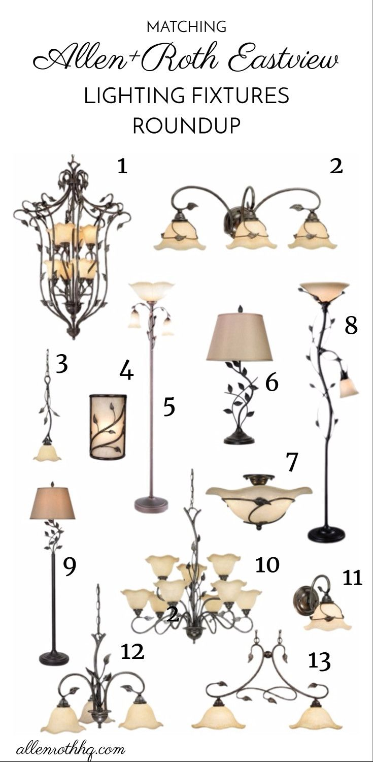 Allen Roth Complete Lighting Guide For 2021 A Nest With A Yard Lighting Collections Lighting Guide Beautiful Lights