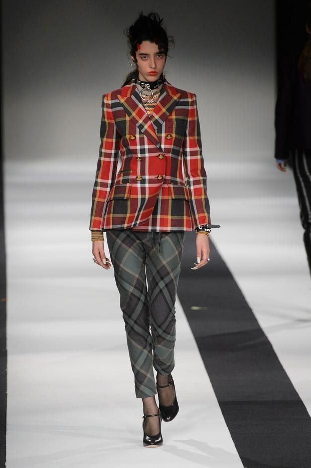 Vivienne Westwood Red Label Autumn (Fall) / Winter 2015