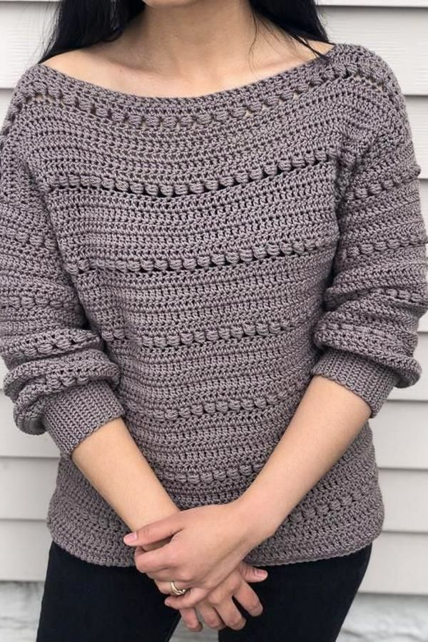 Photo of 50+ Free and This winter Best Crochet Sweater Patterns 2020 Part 31