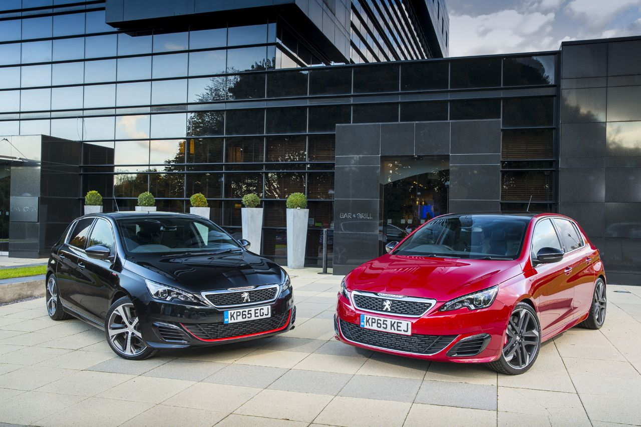 The Peugeot 308 Gti Is Available In A Choice Of Six Body Paint