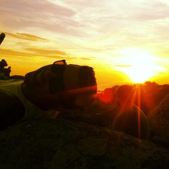 Sunrise - Farol de Santa Marta - Brazil ( New Year 2013 / 2014 )