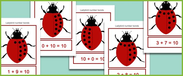 Pre School Worksheets : addition pairs to 10 worksheets ~ Free ...