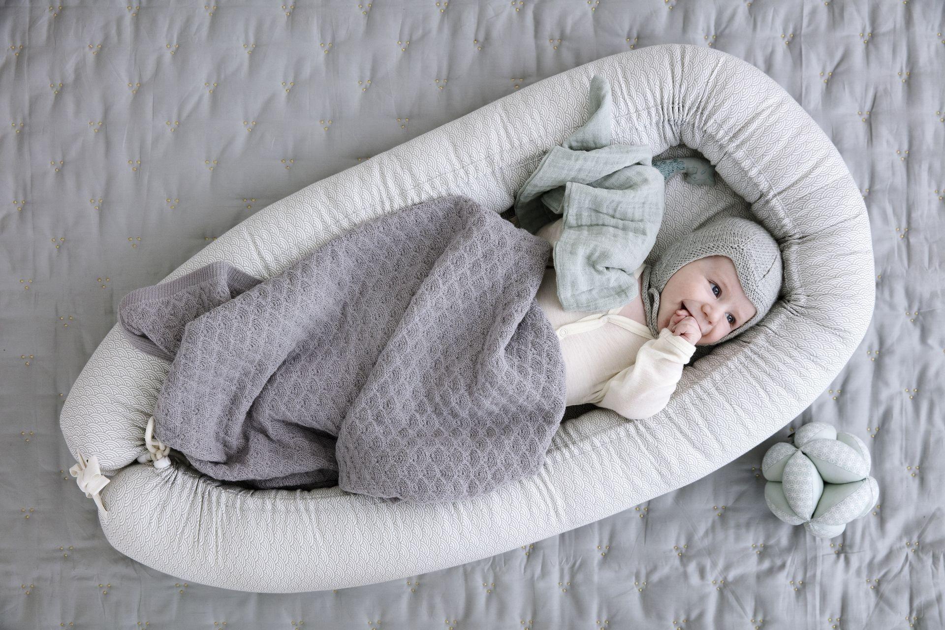 Das Baby Nest Von Cam Cam Copenhagen Gibt Deiner Maus Vor Allem In