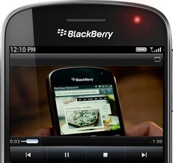 BlackBerry 9900 Bold & Bold 9930 Power of Touch image | Blackberry