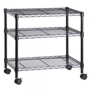 Rolling Wire Shelves | Rolling Wire Carts Shelves Http Epochjournal Org Pinterest