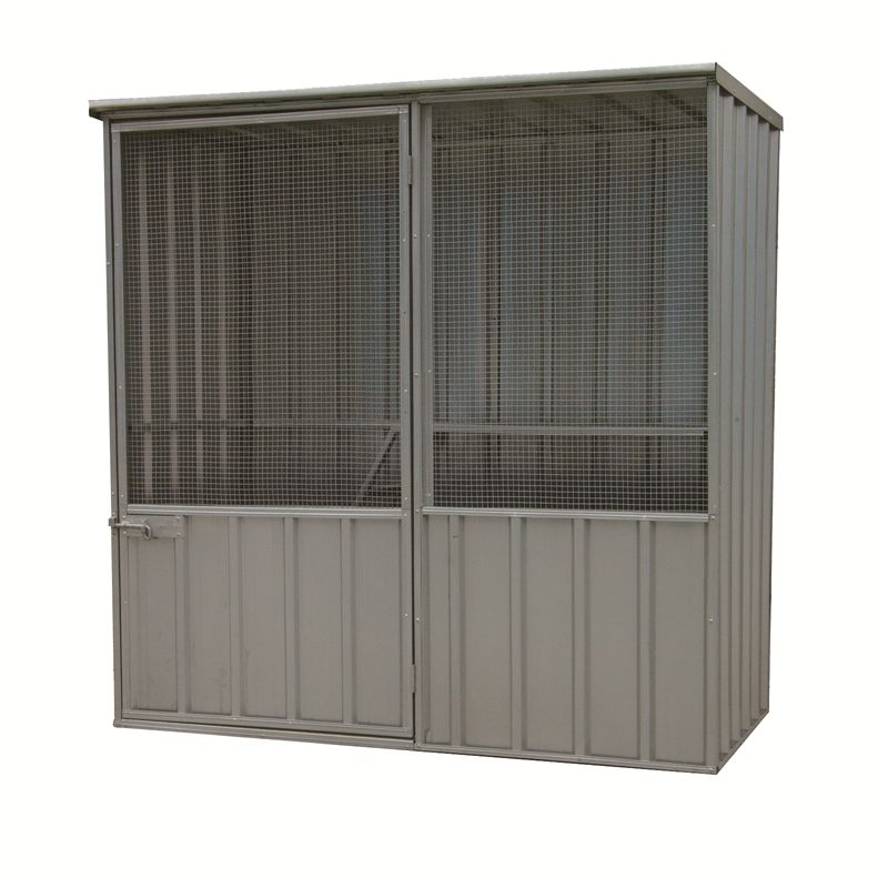 Aviaries & Chicken Coops available from Bunnings Warehouse
