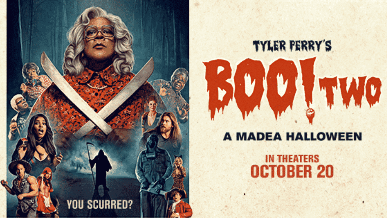You Scurred? ICYMI, Catch the Boo2! A Madea Halloween
