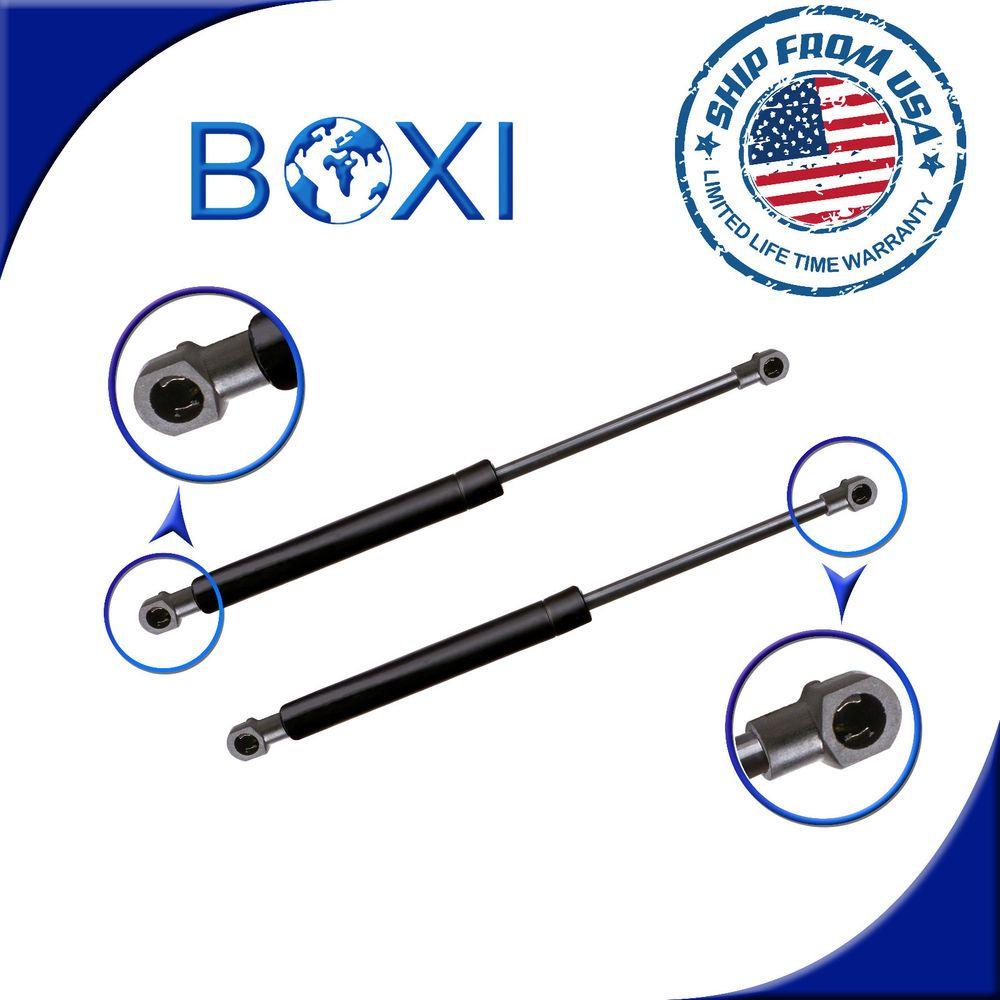 Boxi 2pcs Front Hood Lift Supports For04 07 Bmw 525i 525xi Sg402057 51237008745 Bmw 745li Bmw 323i The Struts