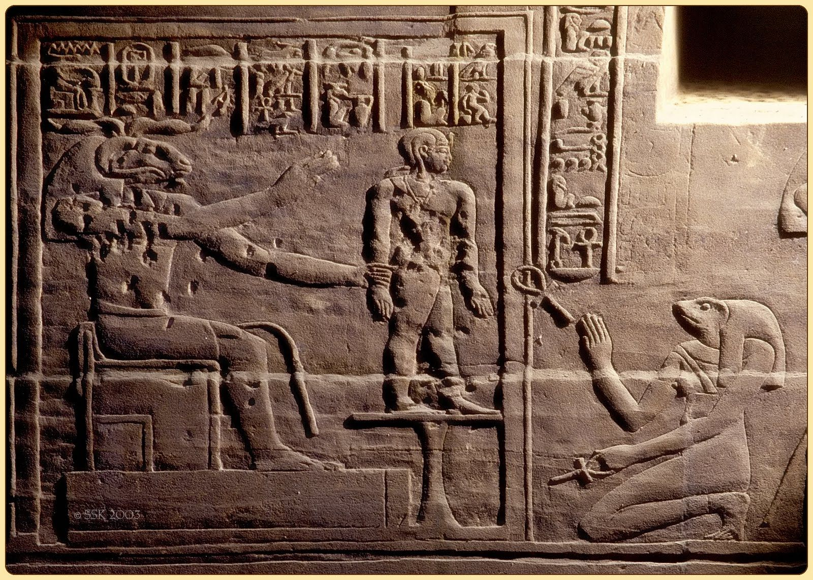 Egyptian goddess Heket, the toad goddess of birth | Egypt ...