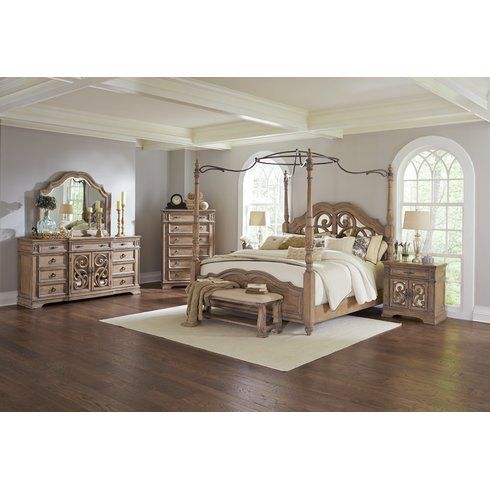 George Canopy Bed · Canopy Bedroom SetsKids ...