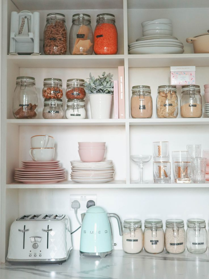 Unsere Küchenrenovierung. - KATE LA VIE  #kuchenrenovierung #unsere