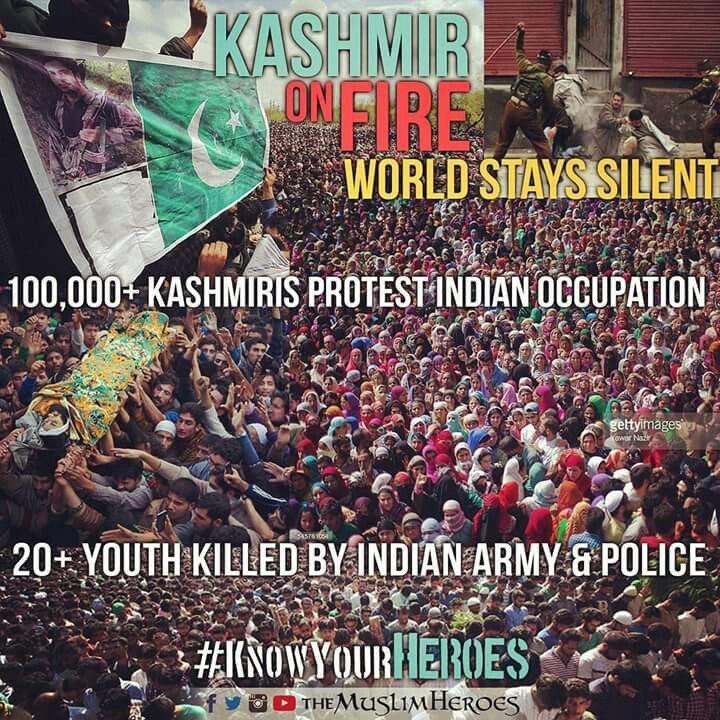 #STOP #INDIAN #TERRORISM IN #KASHMIR