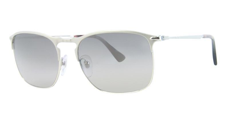 59cc636ece Persol PO7359S Gray   Gray Lens Polarized Sunglasses – shadesdaddy