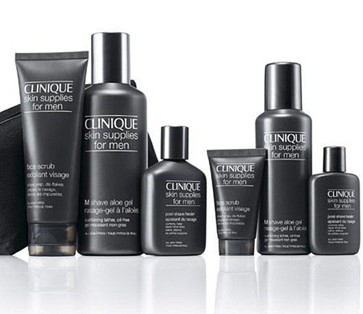clinique mens skin care