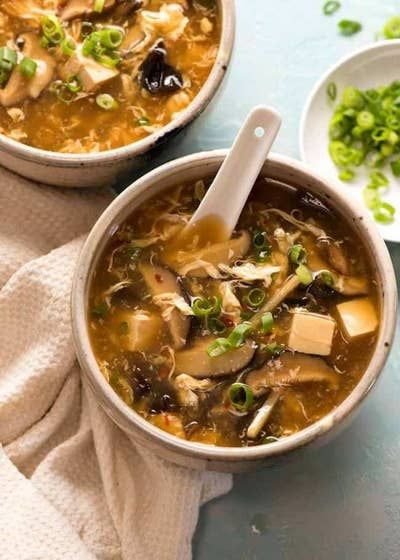 Just 25 Really Comforting Soup Recipes To Get You