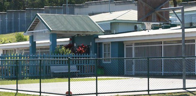 11-year-old Bashed by Prison Guards