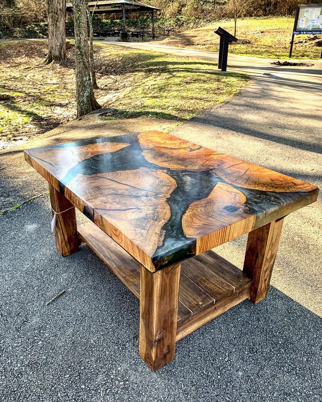 Red Oak River Table Oak Dining Table Round Oak Dining Table Farmhouse Dining Table [ 1350 x 1080 Pixel ]