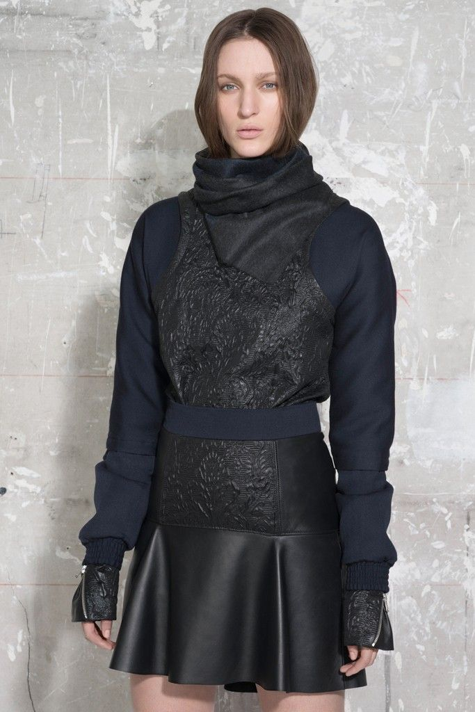 Pièce d'Anarchive RTW Fall 2013 - Slideshow - Runway, Fashion Week, Reviews and Slideshows - WWD.com