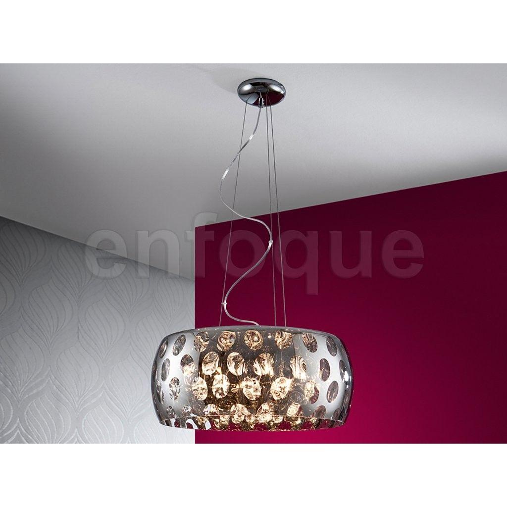 Lámpara de Techo Colgante 6 luces Colección MILOS