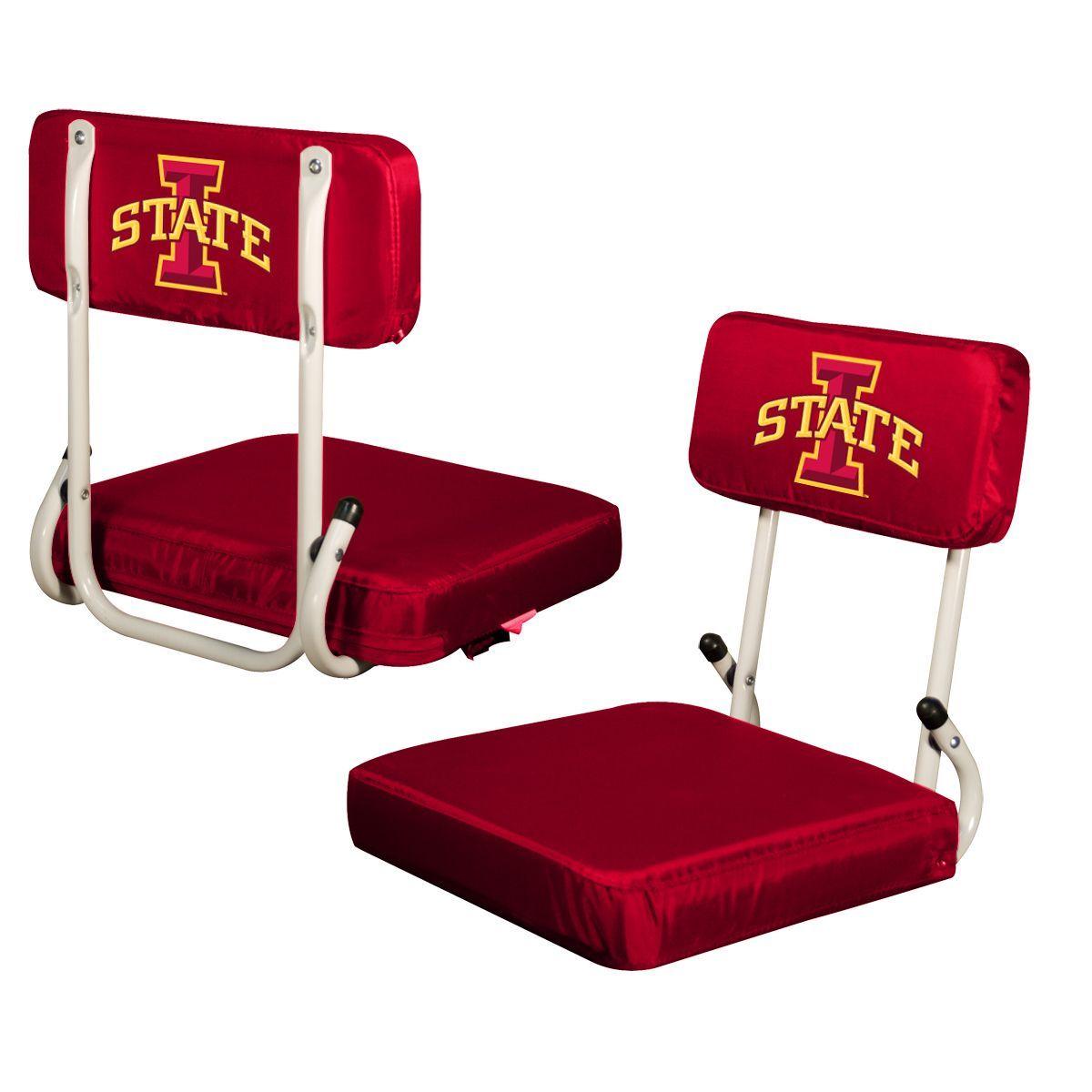 Iowa State University Hard Back Folding Stadium Seat