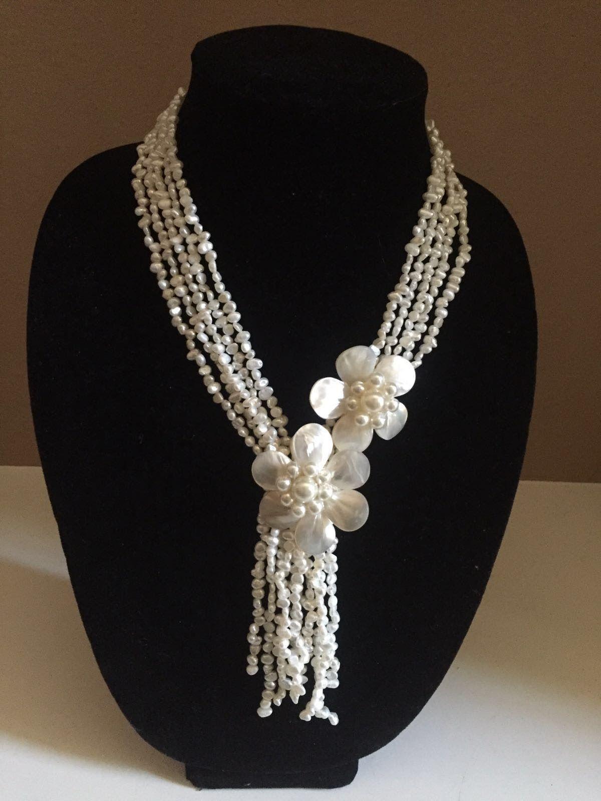 f9a106de3712 Como Hacer un Collar de Perlas - YouTube