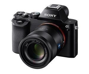 Small Camera Big Dreams Sony S Full Frame Alpha 7 And 7r Are Here To Kill Your Dslr Kamera Digital Sony Kamera