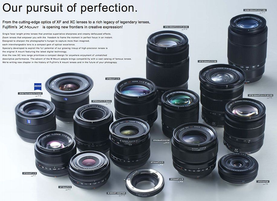 First Images Of The Upcoming Fuji Xf 10 24mm F 4 R Ois And 56mm F 1 2 R Lenses Lenses Photography Lenses Fuji Mirrorless
