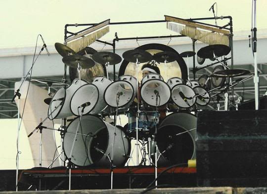 Another Huge North Kit Dont See These Around Much Vintage DrumsDrum SetsElectric