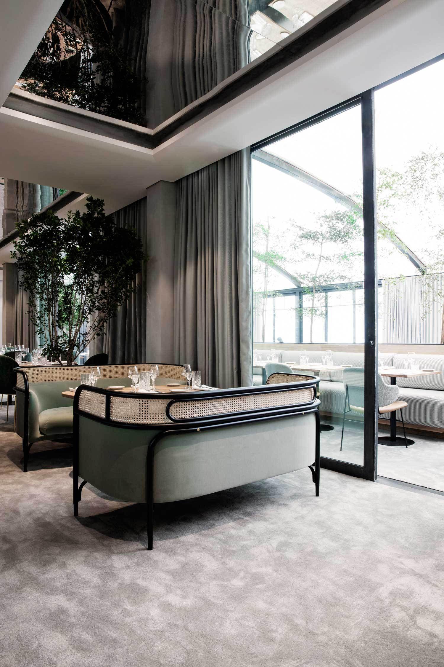 maison du danemark house of denmark in paris by. Black Bedroom Furniture Sets. Home Design Ideas