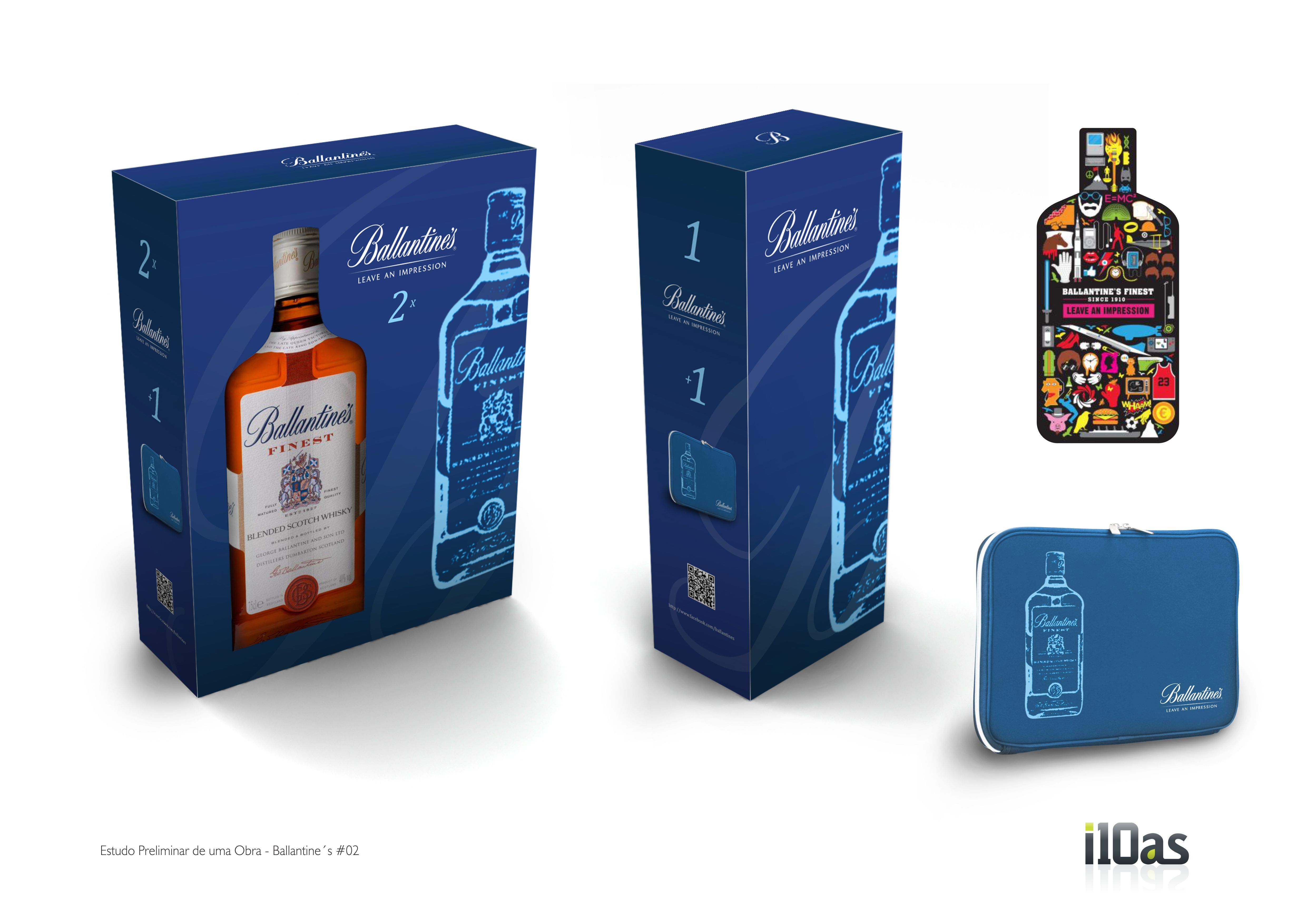 development of identity for packaging and packaging dual