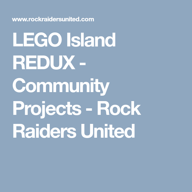 Lego Rock Raiders Windows 10