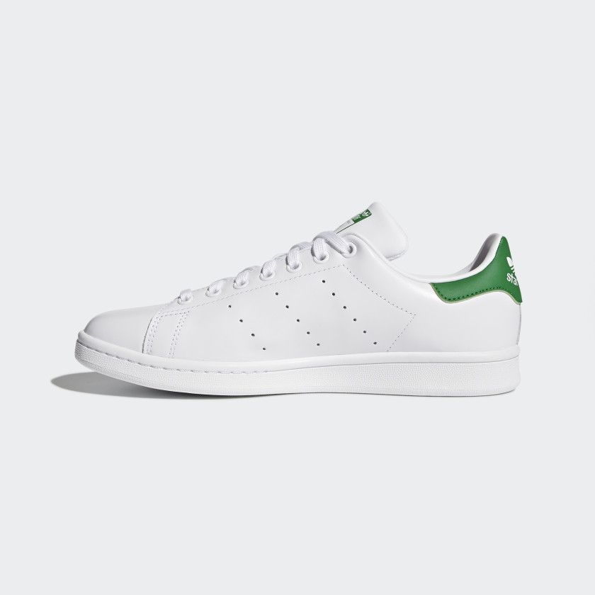 sports shoes 7938e 41e52 Stan Smith Shoes Cloud White   Core White   Green M20324