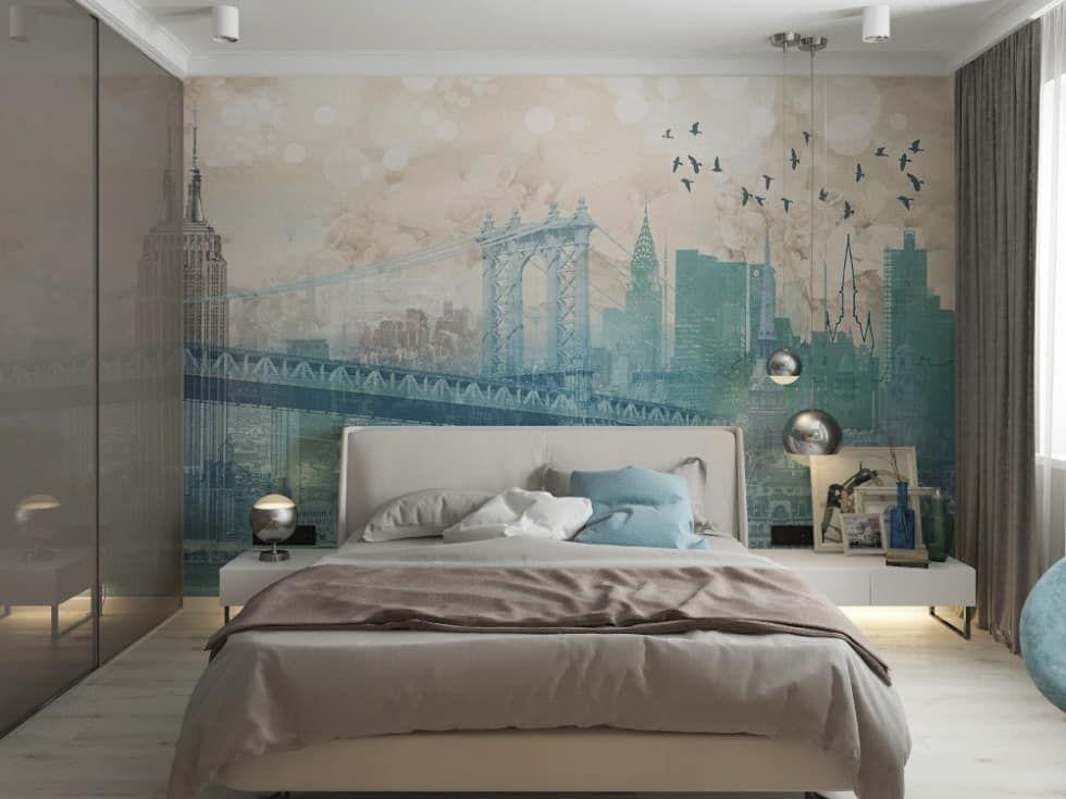 Moderne Schlafzimmer Von Primeart Modern
