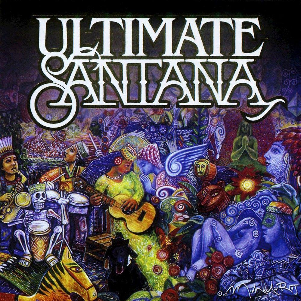 Ultimate Santana (CD)