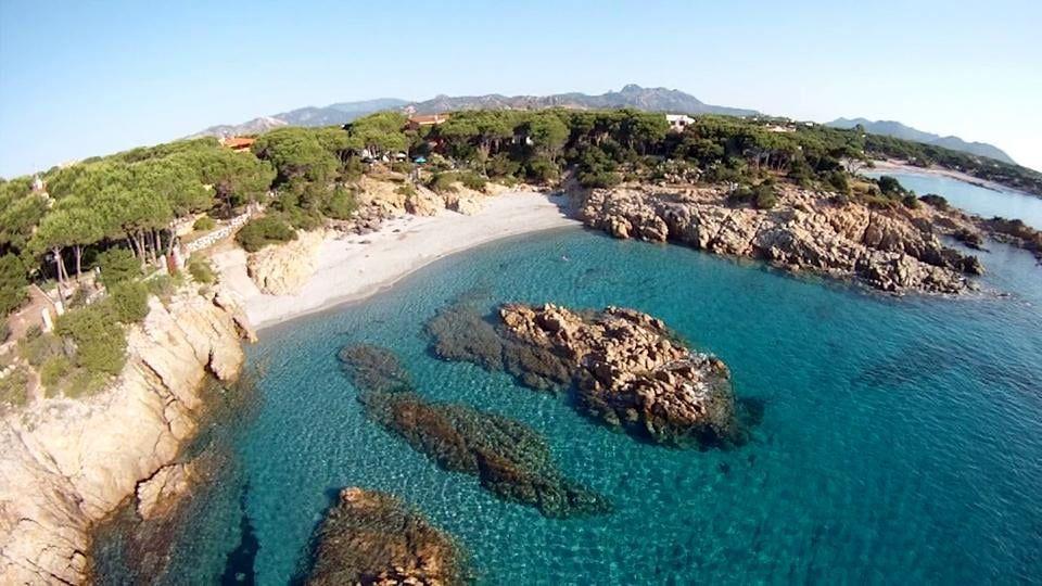 Porto Sosalinos It Sardinia Holiday Packaging Places To See