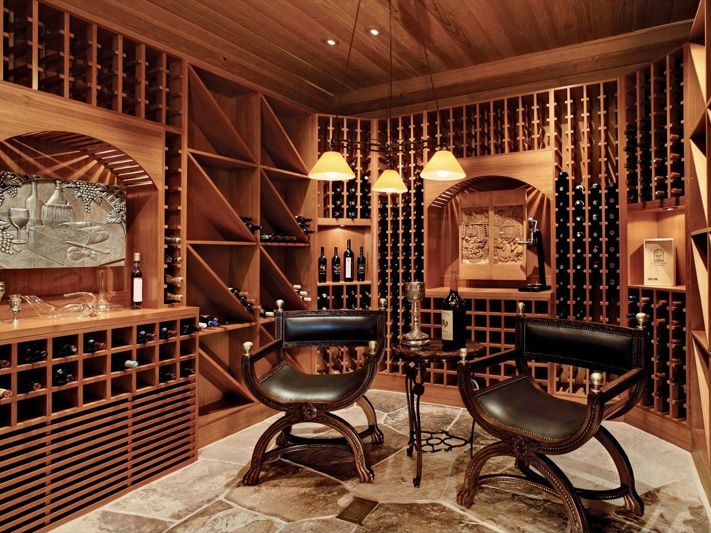 Amazing Cool Home Wine Cellar Design | Shelterness