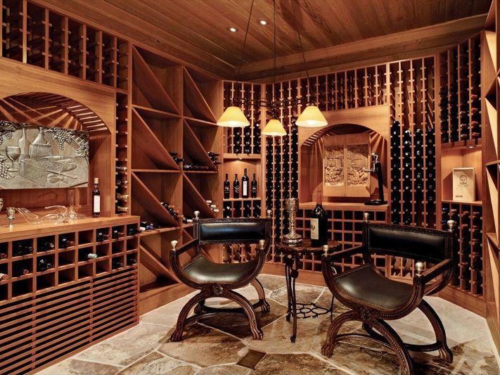 Cool Home Wine Cellar Design | Shelterness