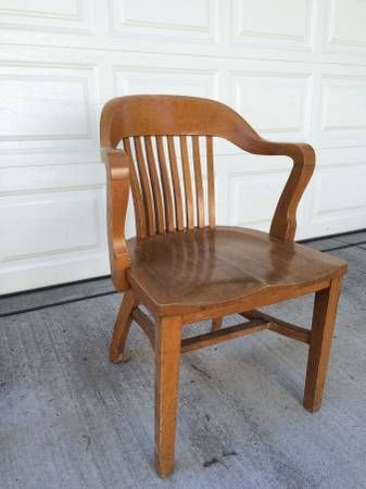 Awesome Marble Shattuck Chair Company office chair. This chair is in awesome original condition! Ready to be put in your home office as is or with a light ... & Awesome Marble Shattuck Chair Company office chair. This chair is in ...