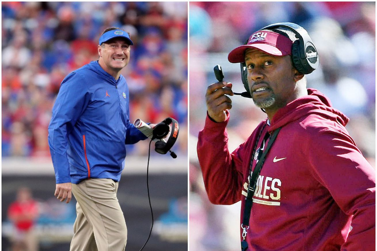 Who is doing the best job recruiting the state of Florida