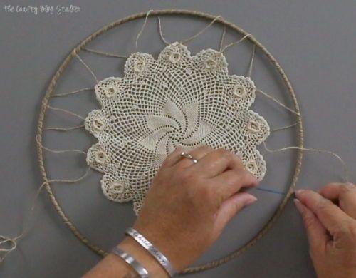 Photo of DIY Dream Catcher Decor | The Crafty Blog Stalker